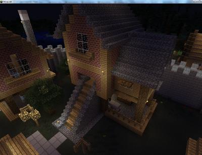 Item shop blacksmith