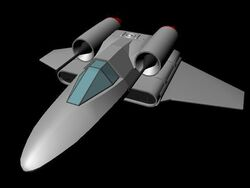 V WingConcept3D