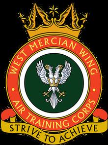 West Mercian Wing crest