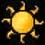 Sol invicta icon