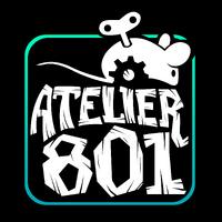 Atelier 801 logo