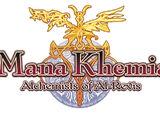Mana Khemia: Alchemists of Al-Revis