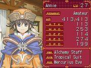 Annie Stat