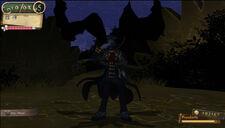 MD 1st boss Tower's Devil