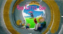 Title Card Bad Little Boy