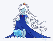 Ice princess fake