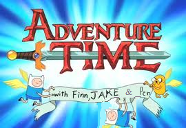 Adventure Time with Finn, Jake and Pen