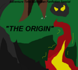 Adventure Time BuritoMan: The Origin
