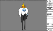 Modelsheet youngiceking - transformation posec