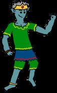 Elf Prince Arabian