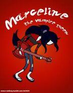 Marceline the Vampire Queen