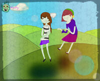 Summer and katy by the random twins-d7ou0i3