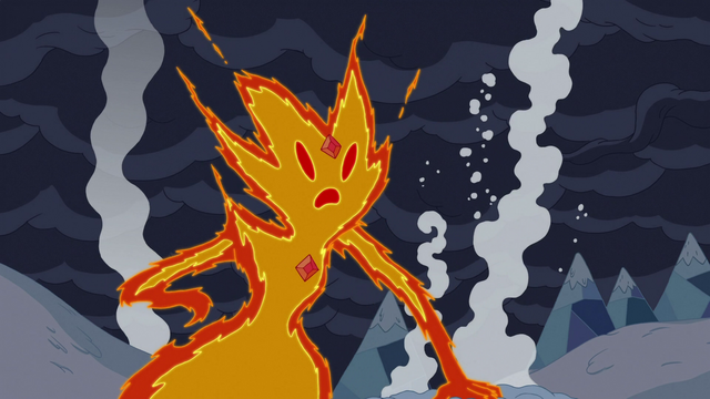 File:Flame Princess in the Ice Kingdom.png