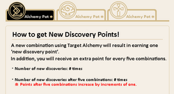 Newdisc point