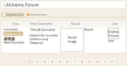 Alc forum