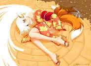 Magnificence-kitsune-girl