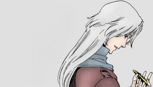That white haired guy by suzu1chi-d4w0o5b