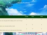 Athalia Academy Forums