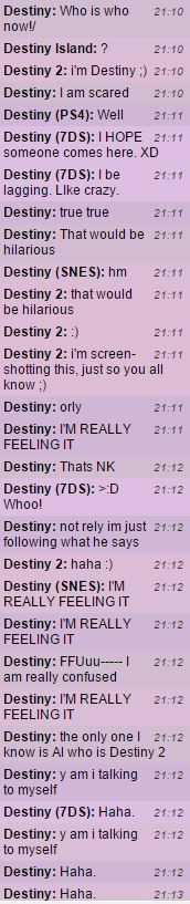 The story of all the destinys pt. 2