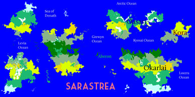 Sarastrea
