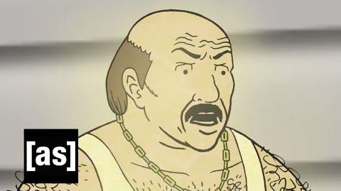 Bee Carl Aqua Teen Hunger Force Forever Adult Swim