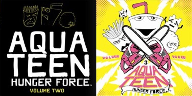 Aqua teen hunger force season