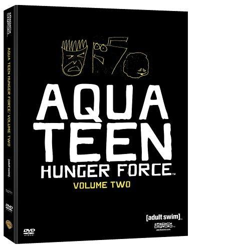 Aqua teen hunger force volume 2