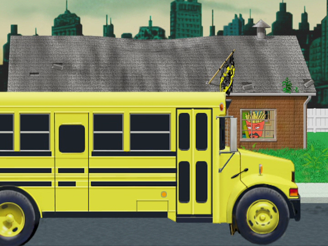 Bus of the Undead
