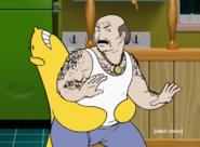 Hand Banana Saving Carl
