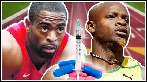 Tyson Gay, Asafa Powell Doping Scandal