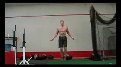 WBS & Double Unders