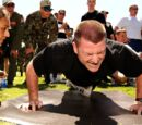 US Air Force Fitness Test