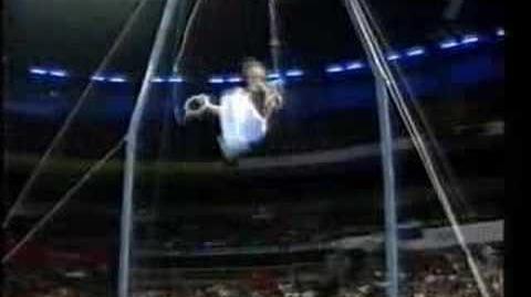 23) Aleksey Nemov - SR (Olympic games 2000 Sydney - AA)