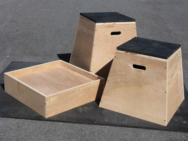 Plyometric Box Building Plans