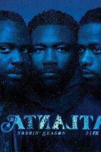 Atlanta Robbin Season Poster