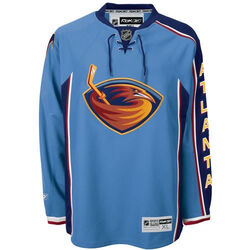 Thrashers home jersey