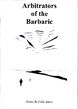 Arbitrators of the Barbaric (booklet)
