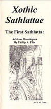The First Sathlatta