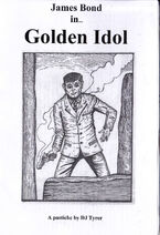 James Bond in Golden Idol