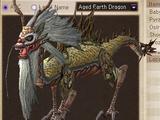 Aged Earth Dragon
