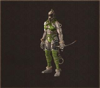 Slave-bowman