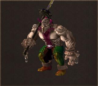Slave-dragoon