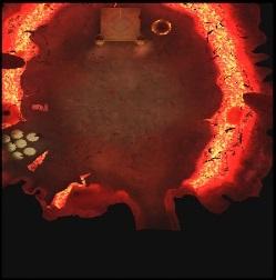 Karte-Vergessenes Vulkantal-Salamandernest