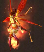 Hellish fairy