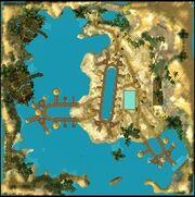Karte-Hainan
