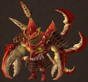 Crab Warrior