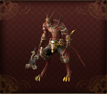 Monster - Albtraum König des Chaos