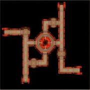 Karte-Kretisches Labyrinth-Labyrinth 2E