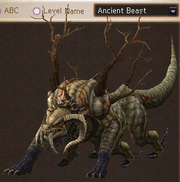 Ancient beast
