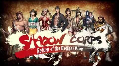 Atlantica Online - Shadow Corps- Return of the Beggar King Trailer